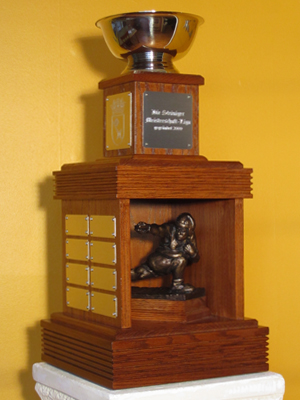 Ultimate Fantasy Football Traveling Trophy